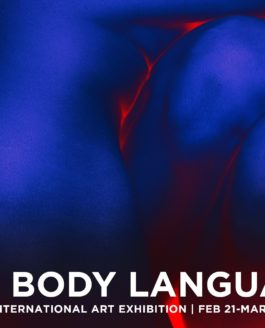Exhibiting at The Body Language 2019 in Venice