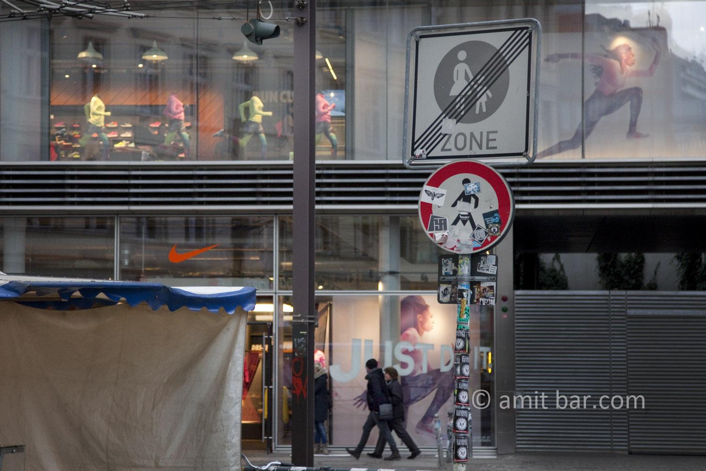 Berlin: Don't Walk - Run!