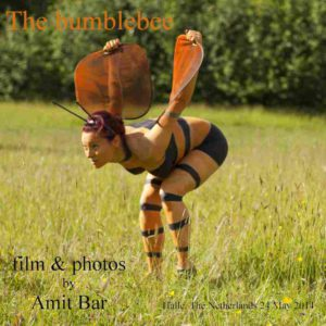 Bumblebee video: The bumblebee is a very busy type of insect. Flying from flower to flower, never have rest. It is another film of the series Humans and Animals.