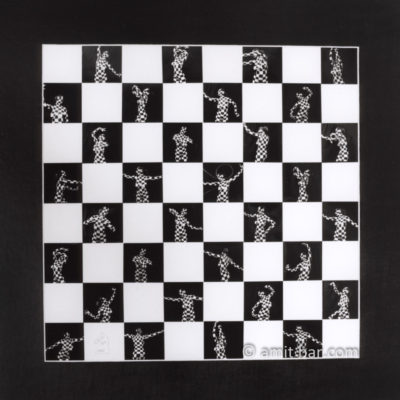Chess dancer