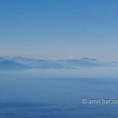 Corfu: Misty view