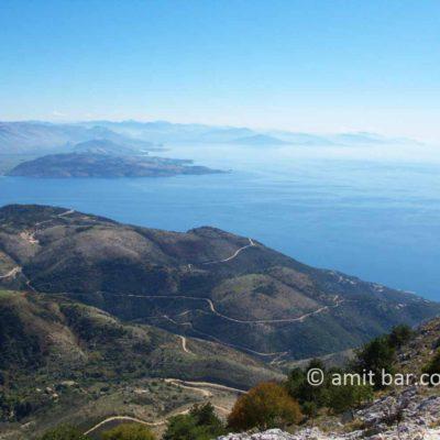 Corfu: The Mountains of Corfu
