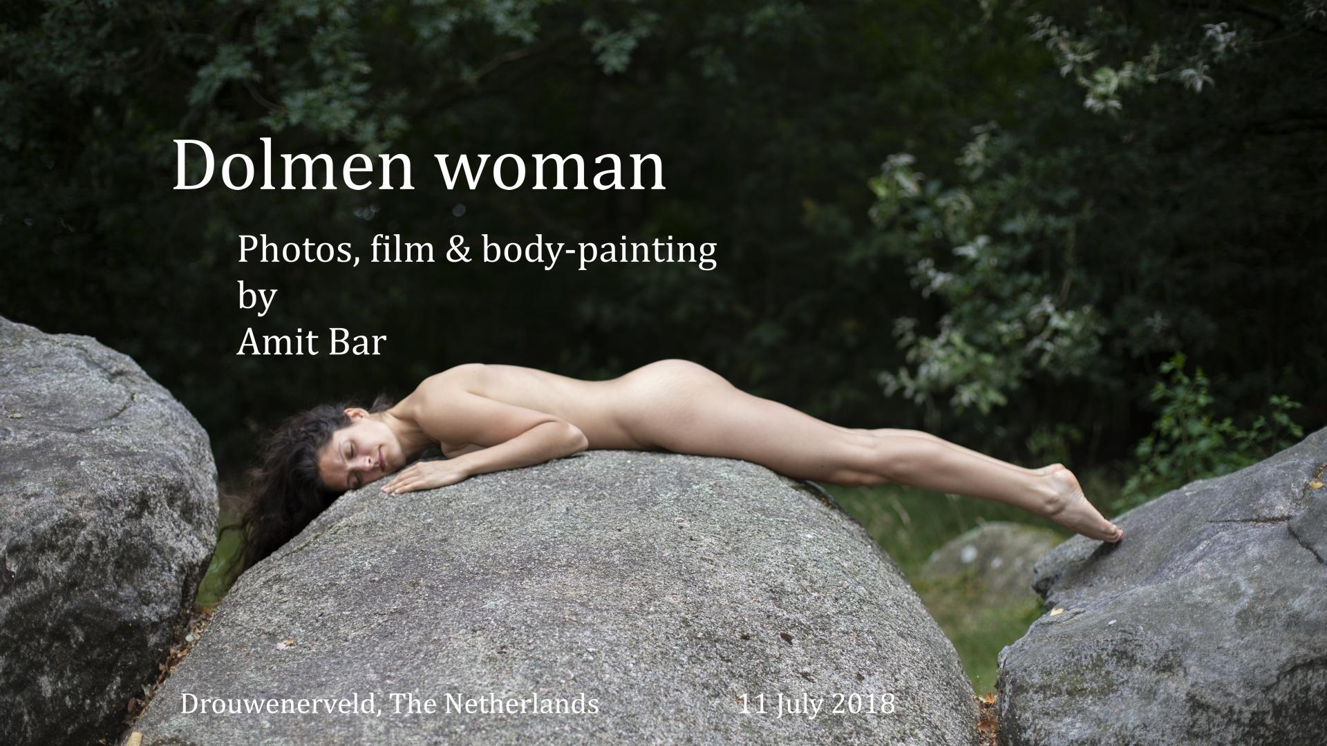 Dolmen woman video