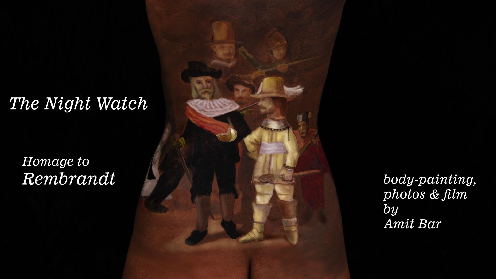 Night Watch: Night Watch video
