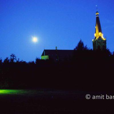 St. Catharina church by night