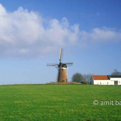 Windmill at Stokkum